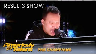 America's Got Talent WINNER @Kodi Lee Is BACK! @America's Got Talent Champions Results Show