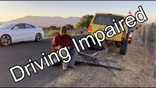 ***My first traffic accident***