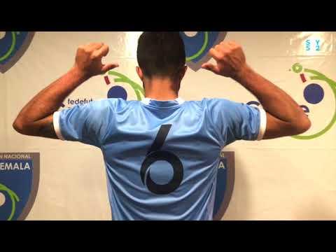 Selección de Guatemala estrenará uniforme diseñado por un aficionado