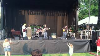 """""""Lost In America"""" - Gathering Field (Pyrofest - Hartwood Acres, Pittsburgh - 5/26/2012)"""