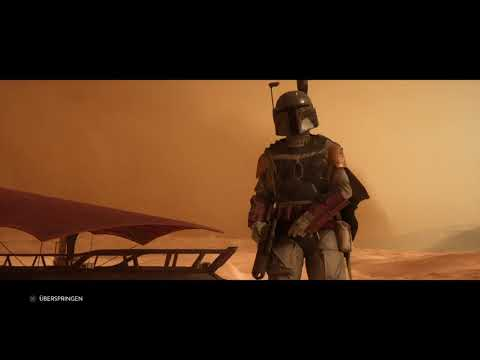 Star Wars Battlefront:Boba Fett Walkthrough #1