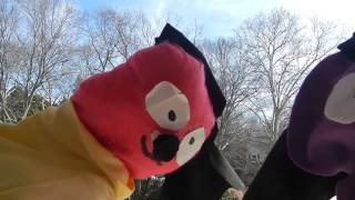 preview picture of video 'Harris Puppets The City Mouse And The Country Mouse part 1'