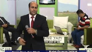 EKİN TV RAFET DUMAN İLE ADIM ADIM BİZİM ELLER 12-05-2013***2