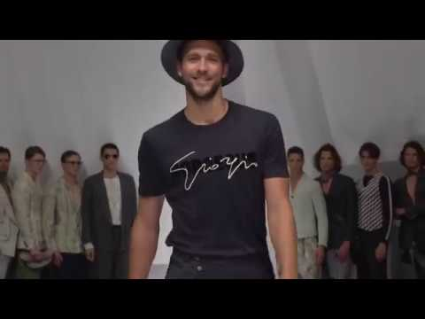 Giorgio Armani Spring Summer 2019 Men's Fashion Show
