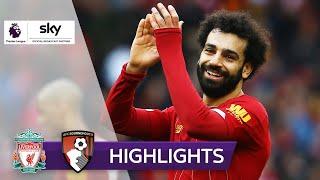 ▶▶ Die Tore und Highlights aller Premier-League-Spiele 2019/20: https://zly.de/sky/De-EPL1920  Nach zuletzt drei Pleiten in vier Pflichtspielen ist der FC Liverpool wieder auf den Erfolgspfad zurückgekehrt. Die Mannschaft des deutschen Teammanagers Jürgen Klopp gewann gegen Abstiegskandidat AFC Bournemouth mit 2:1. Viel Spaß mit den Highlights des Spiels FC Liverpool gegen AFC Bournemouth am 29. Spieltag der Premier League 2019/20 auf Sky Sport HD!  Tore: 0:1 Callum Wilson (9.), 1:1 Mohamed Salah (25.), 2:1 Sadio Mané (33.)  ▶▶ Aktuelle Sport-News & Videos jetzt auf: https://sport.sky.de/  Kostenlos unseren YouTube-Kanal abonnieren: https://zly.de/sky/YTsub Facebook - Sky Sport DE: https://zly.de/sky/facebook Facebook - Sky Sport News HD: https://zly.de/sky/facebookSSNHD Twitter - Dein Sky Sport: https://zly.de/sky/twitter Sky abonnieren: https://zly.de/sky/TVabo