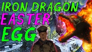 DER EISENDRACHEN (Iron Dragon) HUGE EASTER EGG Theories! Ascension/MOTD/MAXIS/DRAGONS! (BO3 Zombies)