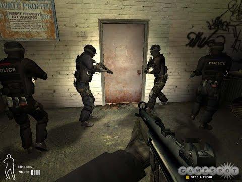 Наверно Лучшая Игра про СПЕЦНАЗ на ПК ! Симулятор SWAT 4