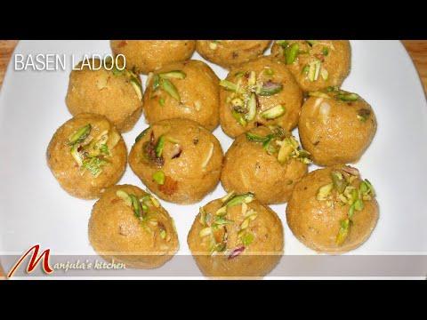 Besan Ladoo Recipe by Manjula