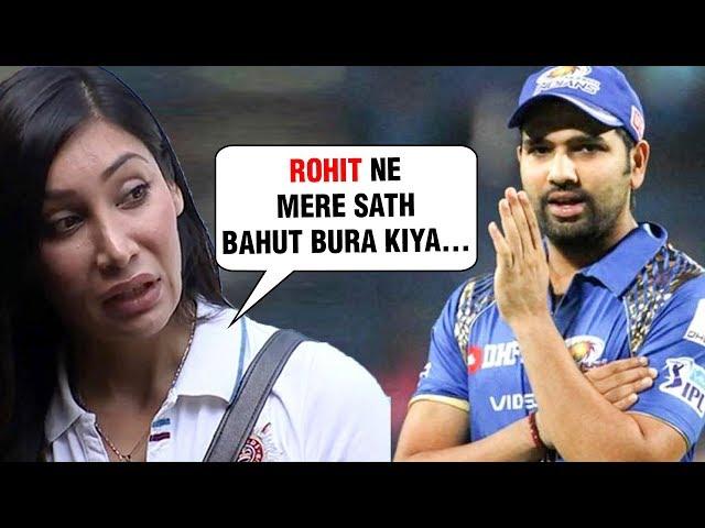 Bigg Boss 7 Sofia Hayat SHOCKING STATEMENT On EX Rohit Sharma