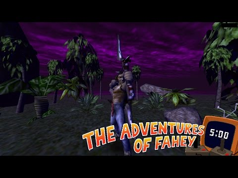 The First Five Minutes Of The Newly-Remastered Turok: Dinosaur Hunter