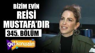 Mustafa Ceceli Ve Selin İmer Ne Kadar Birbirlerini Tanıyor | Gel Konuşalım 345. Bölüm