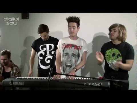 Bastille Perform Their Single 'Flaws' And 'Rhythm Of The Night' Mp3