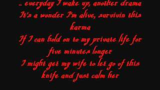 Eminem - Don't Approach Me Lyrics