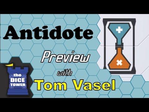 Dice Tower Reviews: Antidote