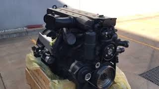 Mercedes Benz OM926LA Diesel engine