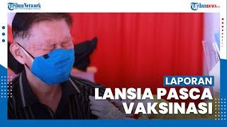 Wamenkes Dante Saksono Ungkap Belum Ada Laporan KIPI Berat Lansia Pasca Vaksinasi Covid-19