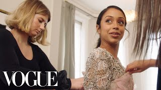 Liza Koshy Picks Her Dress for the Met Gala | Vogue