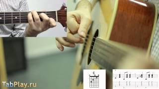 Уроки гитары: бой в стиле Country / Кантри