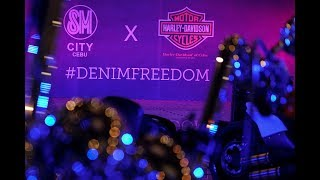 Harley-Davidson of Cebu x SM City Cebu Denim Freedom Fashion Show 2019