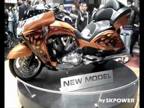 Victory Arlen Ness Vision - SKPOWER TV
