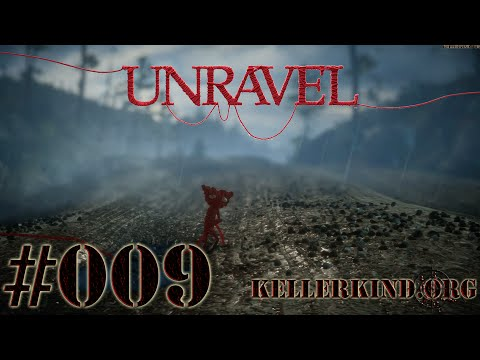 Unravel #009 - Unten im Loch ★ Let's Play Unravel [HD|60FPS]