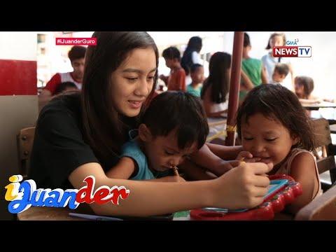 [GMA]  iJuander: Kolehiyala, adbokasiya ang pagtuturo sa mga batang lansangan
