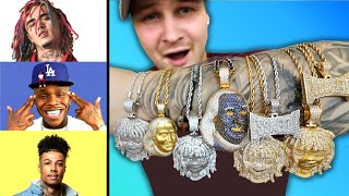 EVERY DIAMOND CHAIN Rappers Have ACTUALLY Released Themselves! I GOT ALL OF THEM