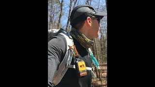 22.5 Mile Day Hike Allegheny 100 Training: New England Trail