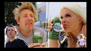 WE'RE GOING ON A DIET!! (juice cleanse)