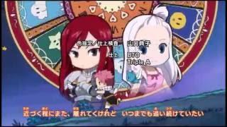 Nightcore - Fairy Tail Ending 9 // Hi-Fi Camp - Kono Te Nobashite
