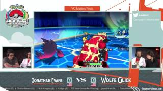 2016 Pokémon World Championships: VG Masters Finals