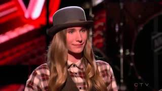 "Sawyer Fredericks - Simple Man ""Kid is so unique"""