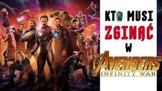Kto POWINIEN zginąć w Avengers: Infinity War?