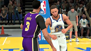 NBA Today - Los Angeles Lakers vs Golden State Warriors (NBA 10/18/2019) – NBA 2K20 PS4