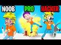 Can We Go NOOB vs PRO vs HACKER In PRA