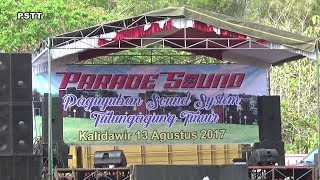 Parade Sound System In Indonesia Agustus 2017
