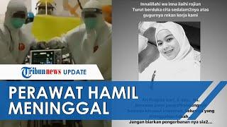 Viral Video Detik-detik Perawat Hamil yang Terjangkit Covid-19 Meninggal Dunia