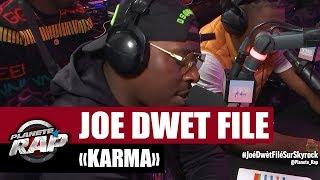 """Joé Dwèt Filé """"Karma"""" #PlanèteRap"""