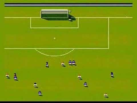 Sensible Soccer Amiga