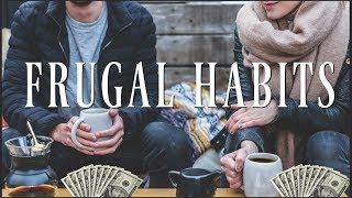 💰FRUGAL Vs. BROKE HABITS » Frugal Living Tips + Habits To SAVE Money 2020