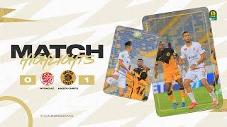 CAF CL | Demi finale aller : Wydad AC 0 – 1 Kaizer Chiefs