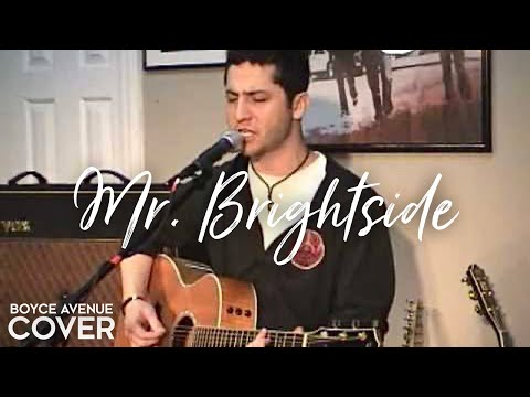 Mr brightside guitar chords easy to learn
