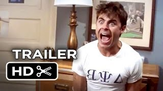 Neighbors Official Trailer 3 2014  Zac Efron Seth Rogen Movie HD