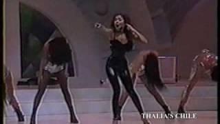 THALIA - AMANDOTE (LIVE)