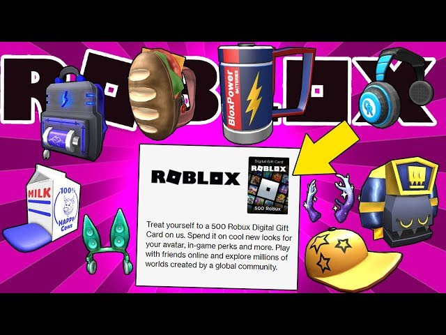 How To Get Free Robux Today
