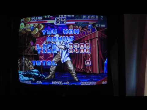 art of fighting 2 neo geo cd rom