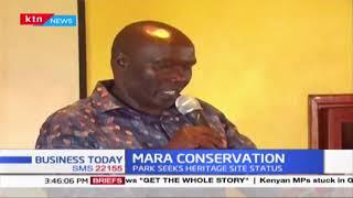 Mara conservation: Park seeks heritage site status