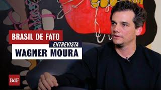 """Entrevista de Wagner Moura para o Brasil de Fato sobre  o filme """"Marighella"""""""