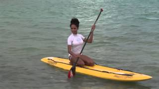 Brittany Bell Guam Miss Universe 2014 Official Interview