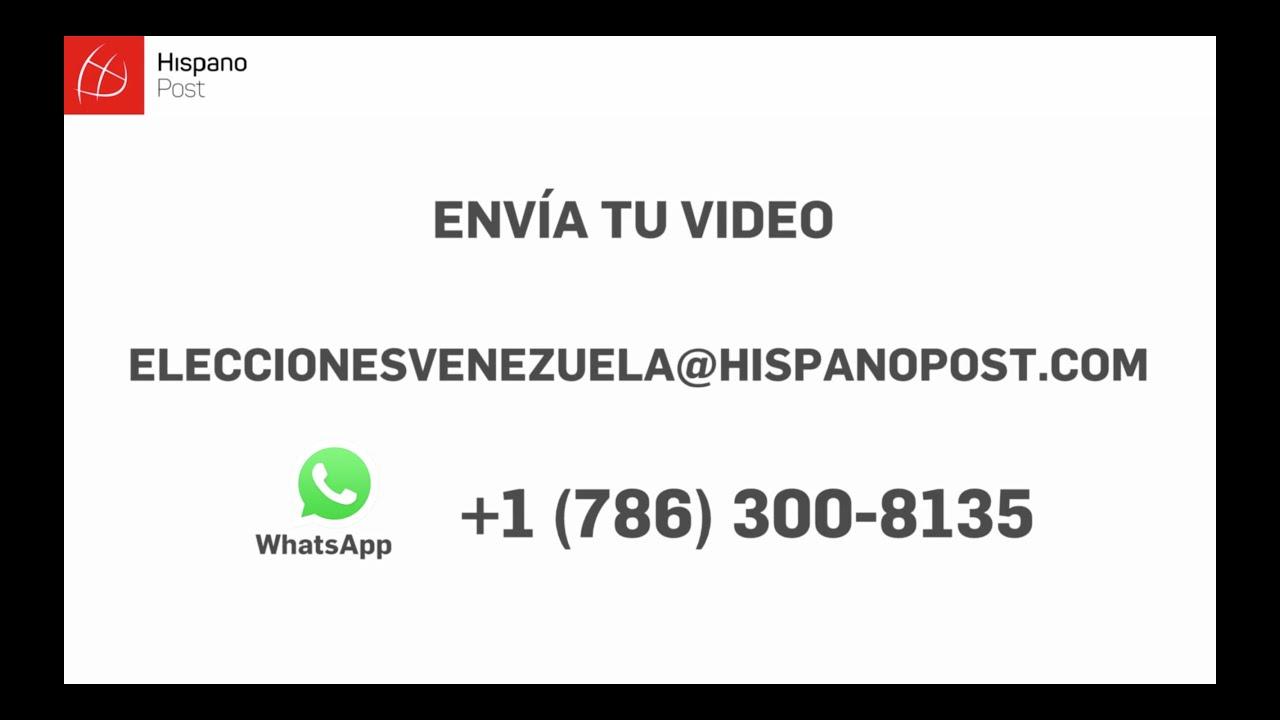 Periodismo ciudadano Elecciones Venezuela 2015